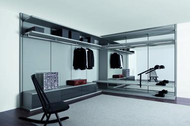 Cabine armadio moderne componibili e di design raimondi idee casa - Cabine armadio bologna ...