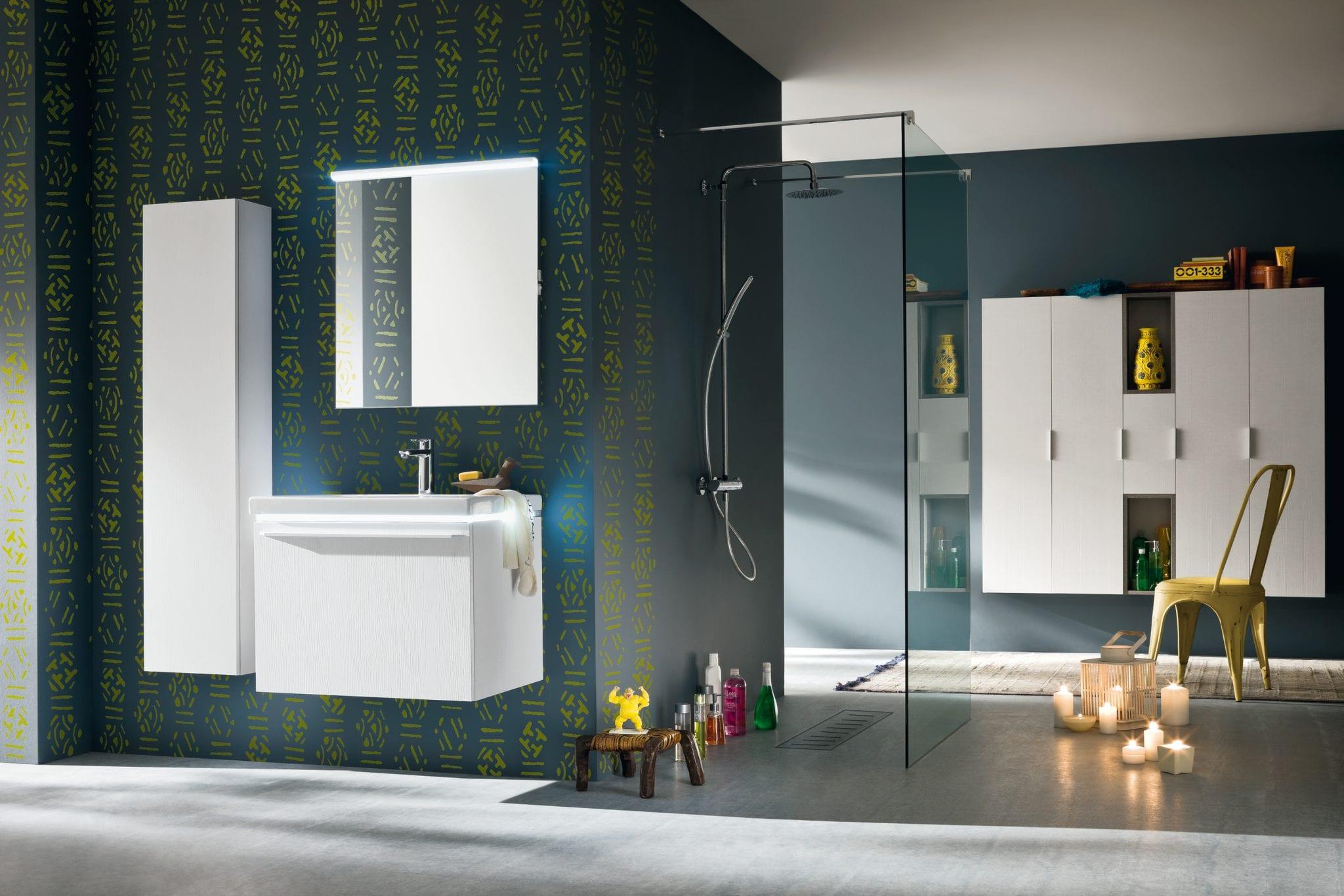 Arredo bagno bagni moderni for Servizi da bagno moderni