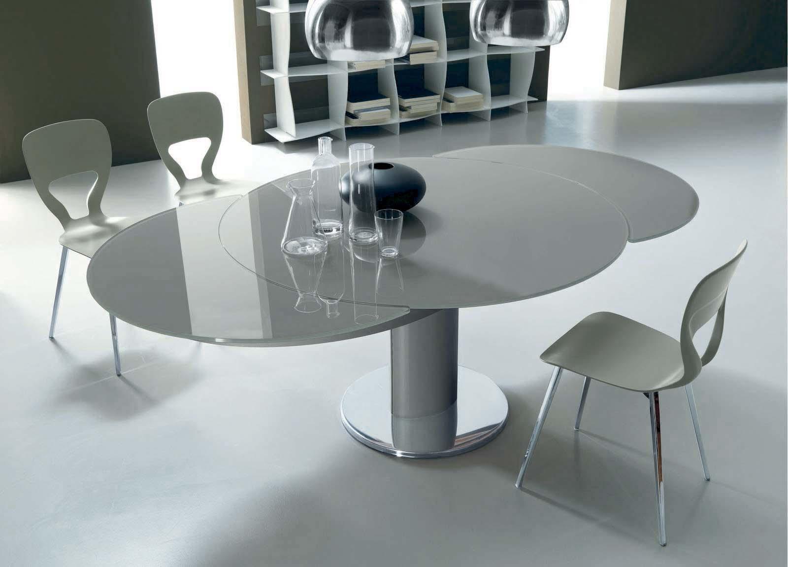 Emejing Tavoli Ovali Allungabili Moderni Contemporary ...