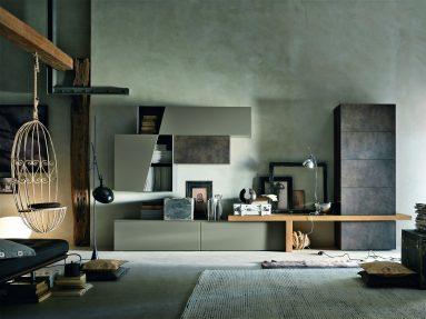 soggiorno moderno cubi pensili. Black Bedroom Furniture Sets. Home Design Ideas