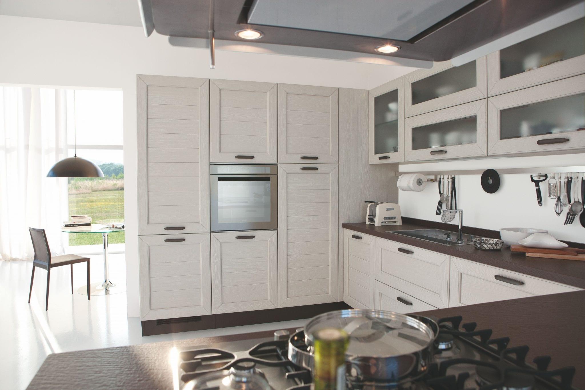 Cucina Lube Claudia Bianca