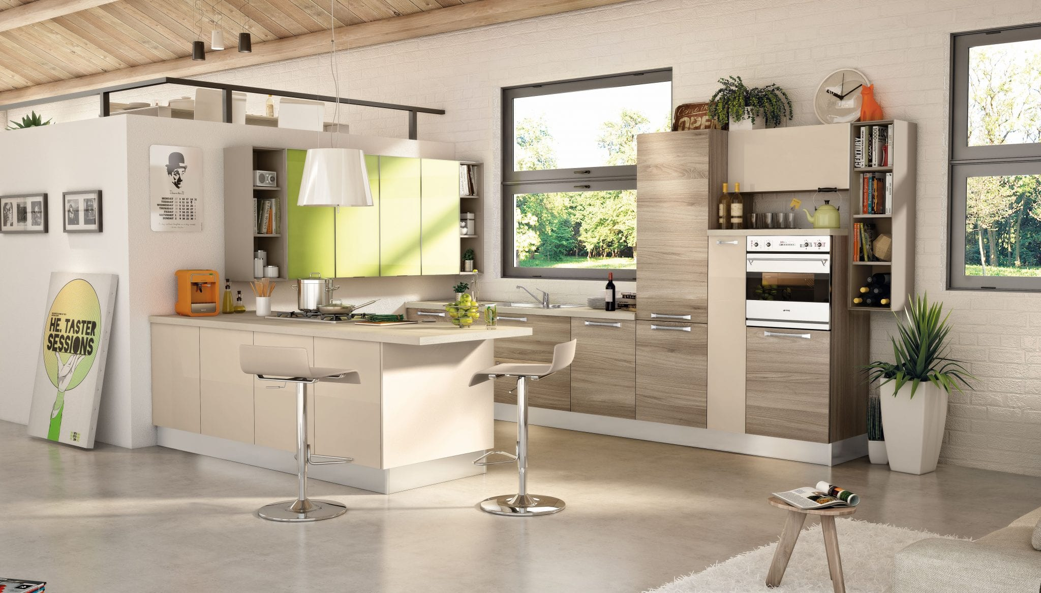 Cucine Lube Noemi : Cucina lube noemi