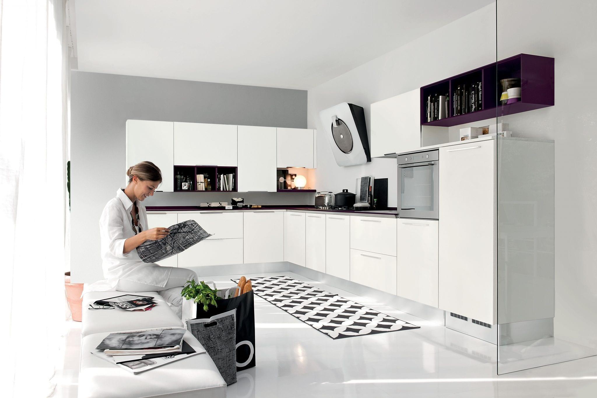 Cucina Lube Noemi Raimondi Idee Casa Crespellano