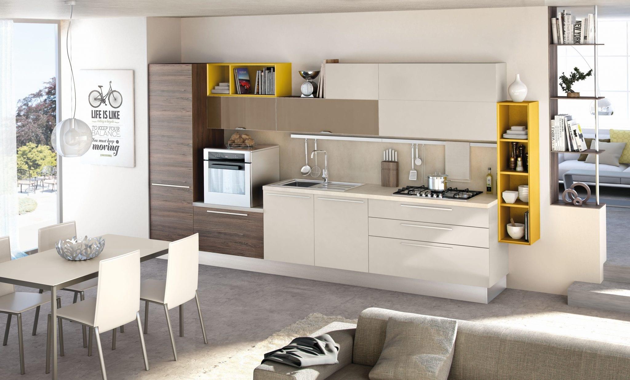 Cucina lube noemi - Lube cucine moderne ...