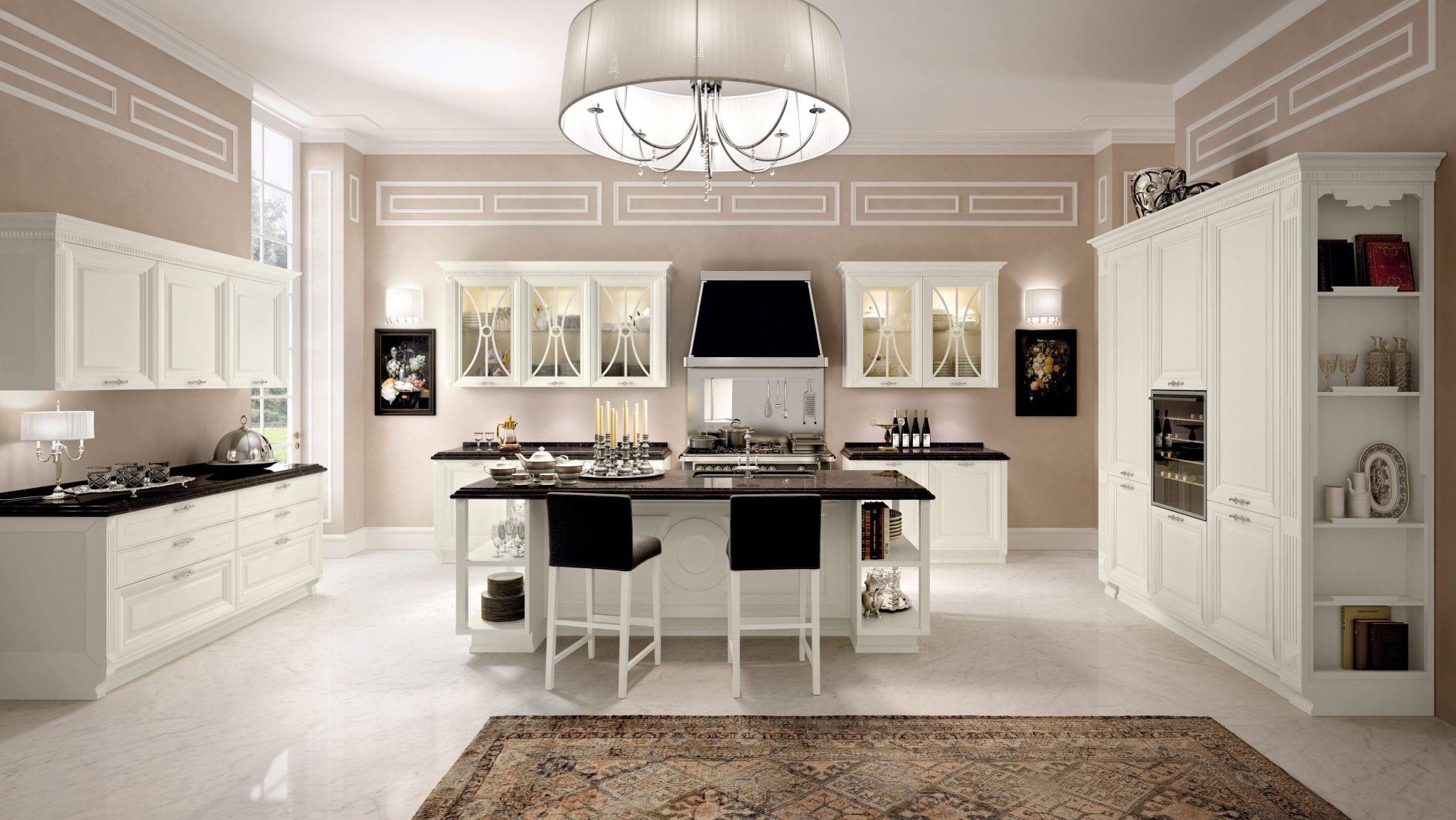 Cucina classica pantheon - Cucina lube pantheon ...