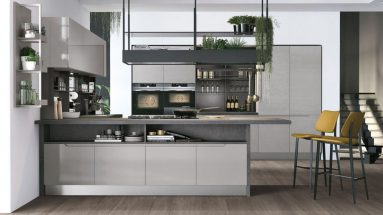 cucina luna lube dettaglio inserti moderni