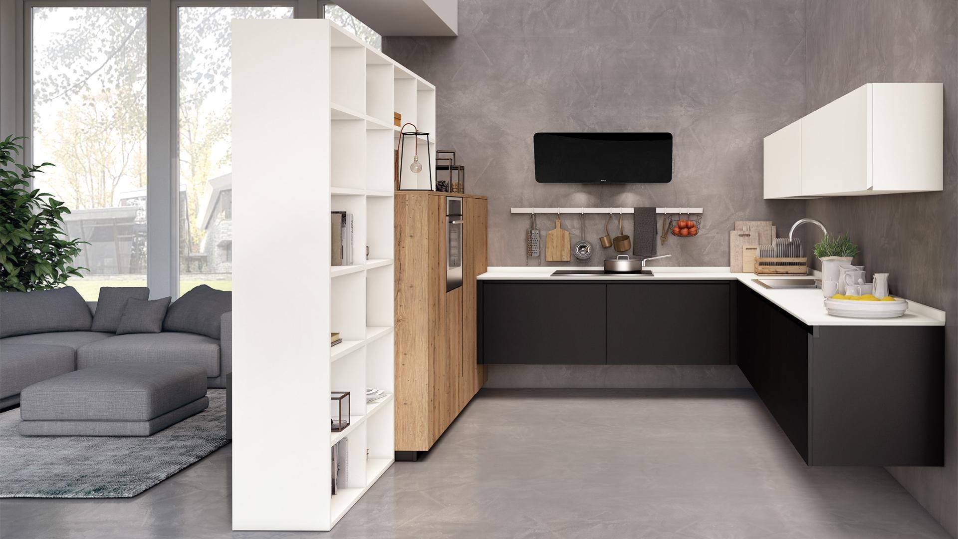 Cucina lube raimondi idee casa for Cucina oltre lube