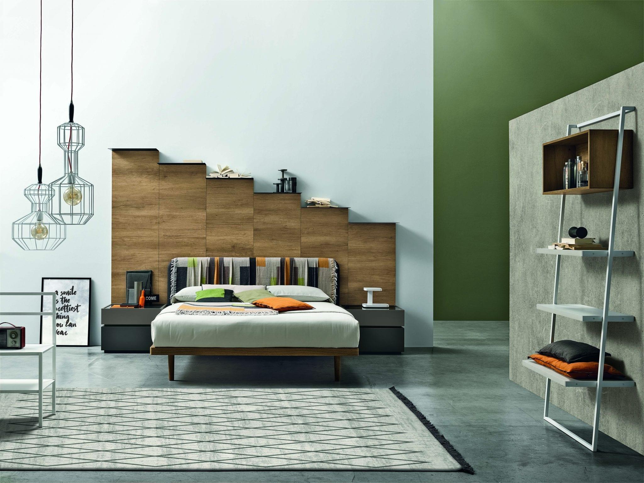 Letti In Legno Moderni : Letti in legno moderni stile per la tua camera da letto