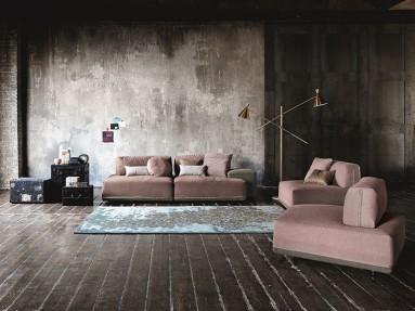 divano sanders ditre ambientazione soggiorno moderno