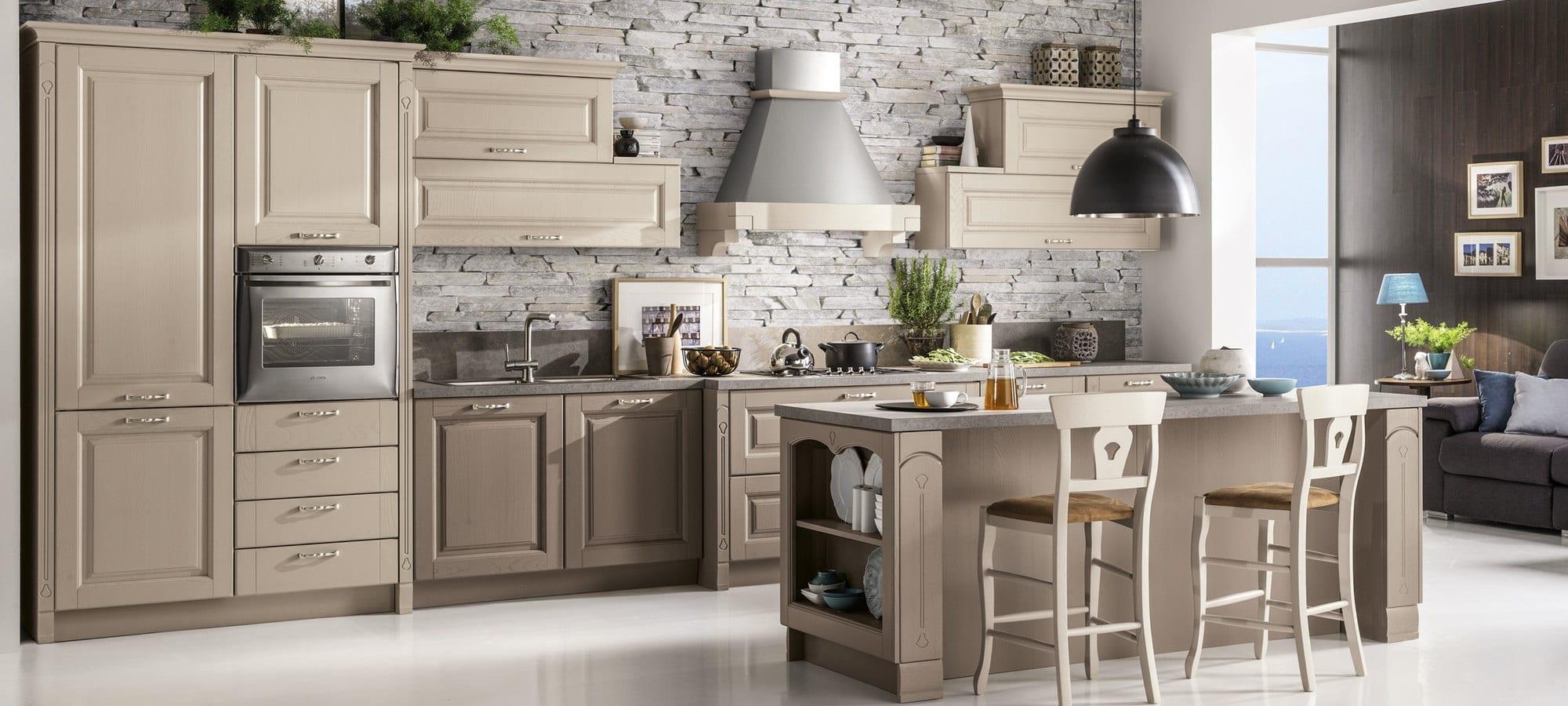 Cucine Stosa Classiche - Showroom Raimondi Idee Casa