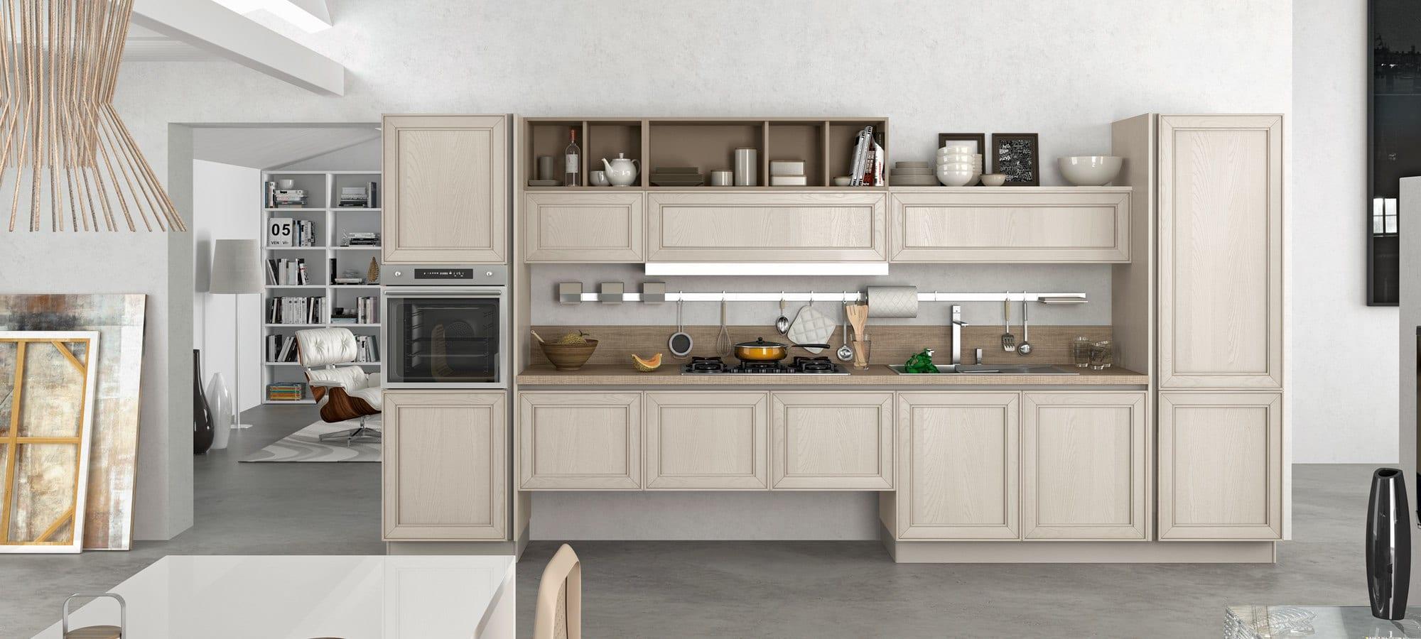 Cucina stosa raimondi idee casa for Cucine bologna