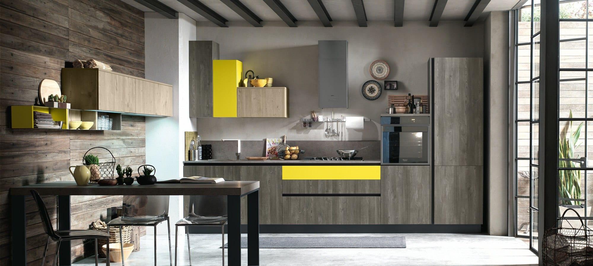 Cucina stosa raimondi idee casa - Cucine etniche arredamento ...