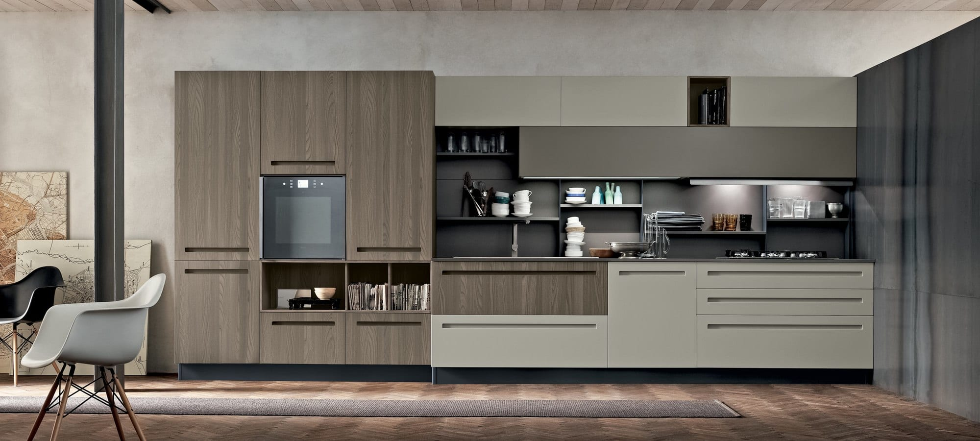 Cucina stosa raimondi idee casa - Cucine stosa moderne ...