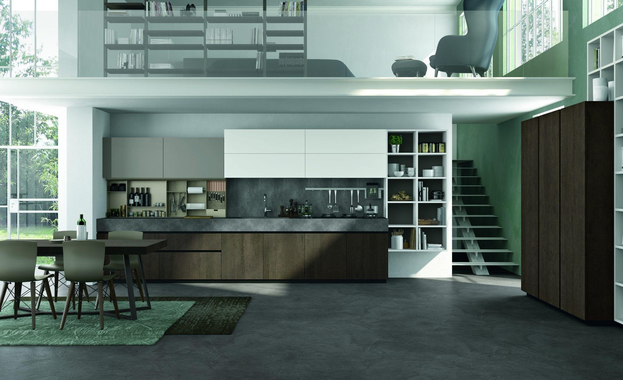 Cucina oltre raimondi idee casa - Cucina oltre lube ...