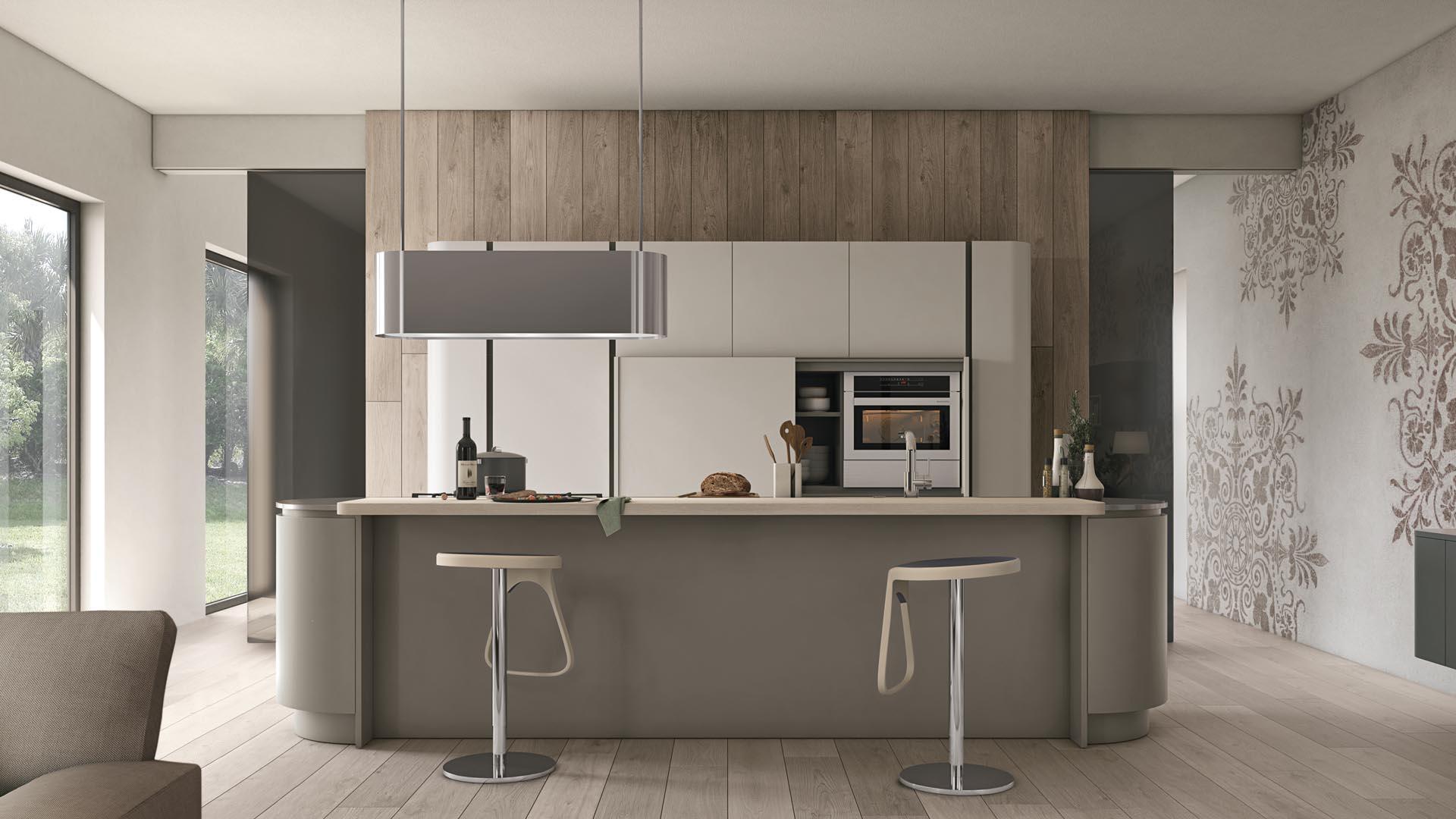 Cucina clover lube raimondi idee casa crespellano for Outlet cucine trento