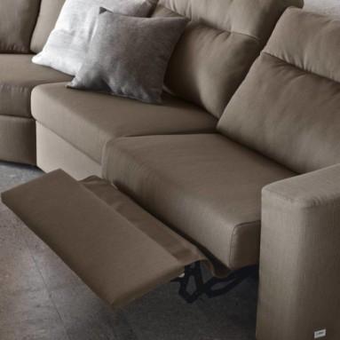 divano palace doimo dettaglio meccanismo relax