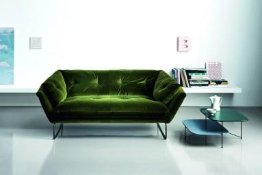 divano new york saba con velluto di cotone