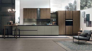 cucina natural stosa colori naturali del legno