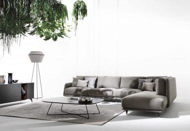 divano elliot ditre composizione soggiorno moderno