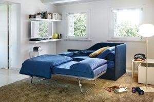 letto contenitore singolo