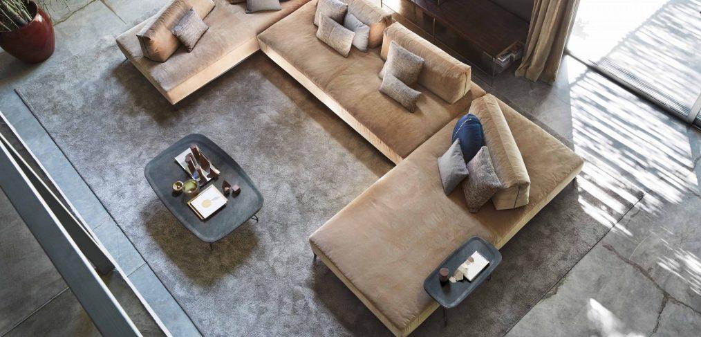 divano sanders air ditre composizione dall'alto