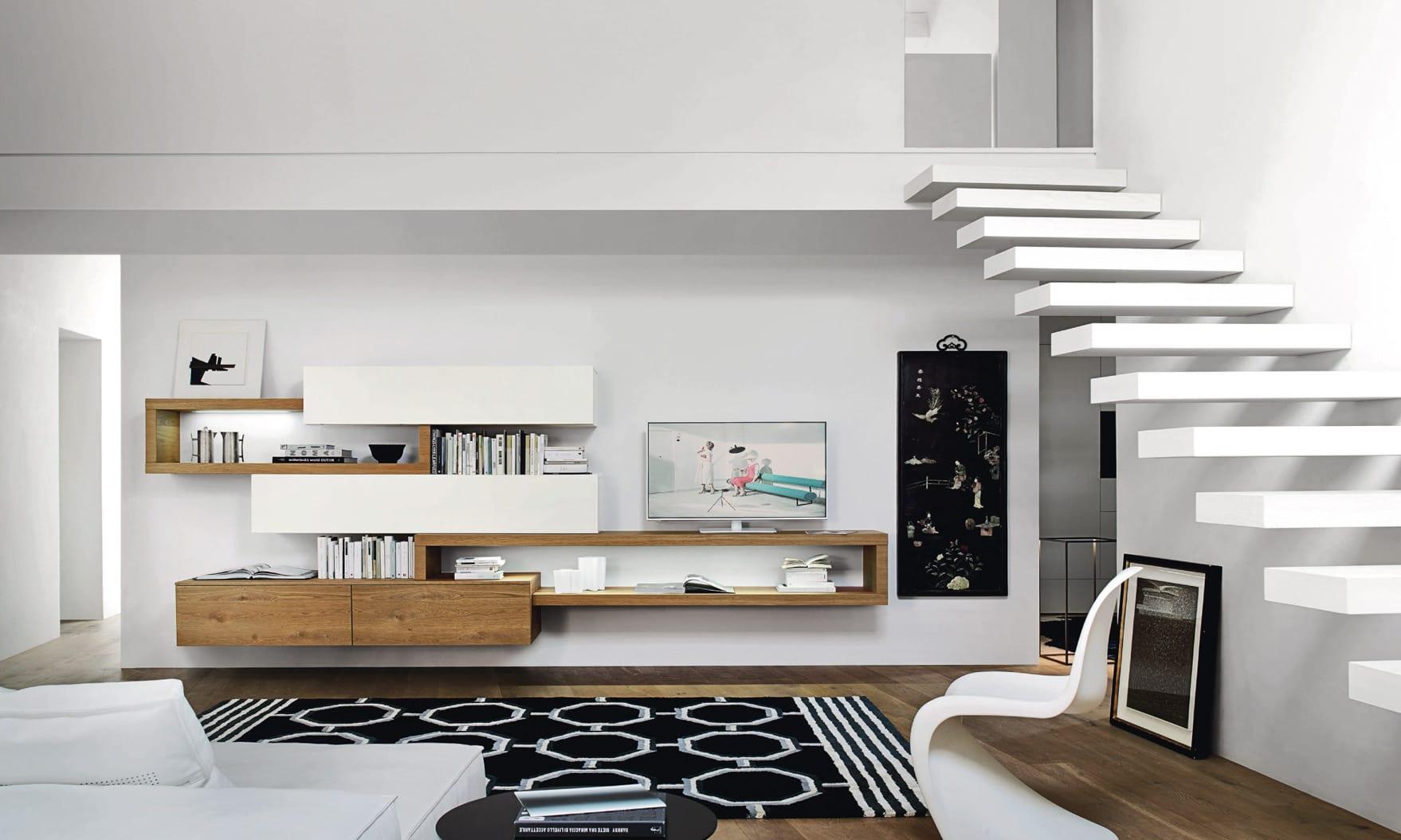 Arredamento soggiorno moderno 3 idee per l 39 autunno for Immagini arredamenti moderni