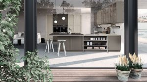 cucina newport stosa composizione moderna