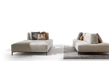 divano sanders air ditre esempio composizione soggiorno moderno