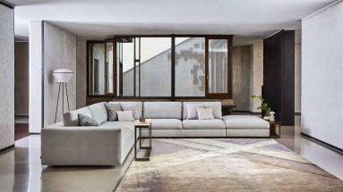 divano urban ditre composizione soggiorno