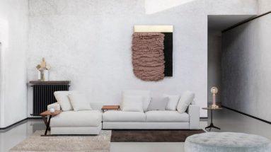 divano ananta class saba composizione salotto