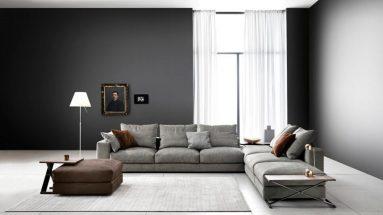 divano ananta class saba panoramica soggiorno