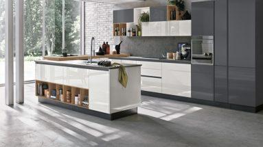 cucine aleve stosa composizione cucina moderna