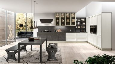 cucina beverly stosa visione d'insieme