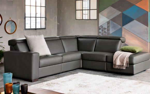 Divano Marvin Doimo visione d'insieme ambiente soggiorno