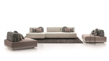 divano sanders ditre panoramica composizione moderna